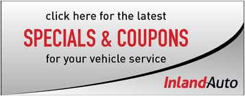 Toyota Service Specials and Coupons
