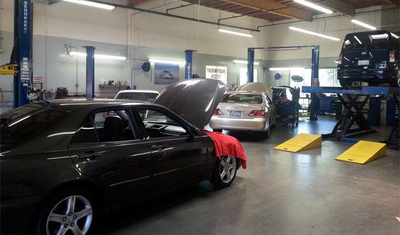 Inland Auto Murrieta Repair Shop
