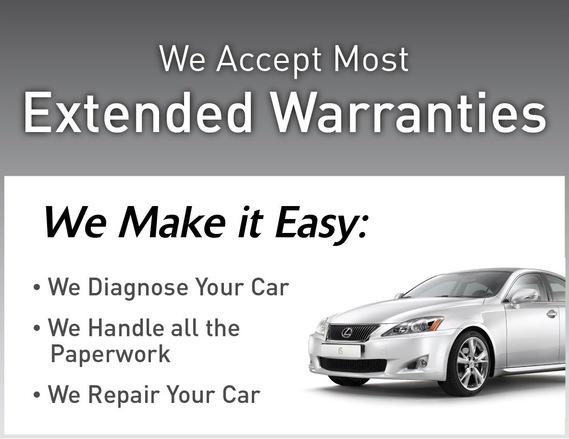 Toyota Extended Warranty Service Temecula Murrieta