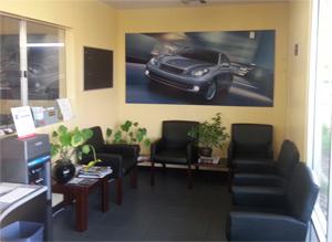 Inland Auto Murrieta Repair Shop Waiting Area